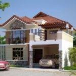House Plan Two Storey Elegant Fetching Double