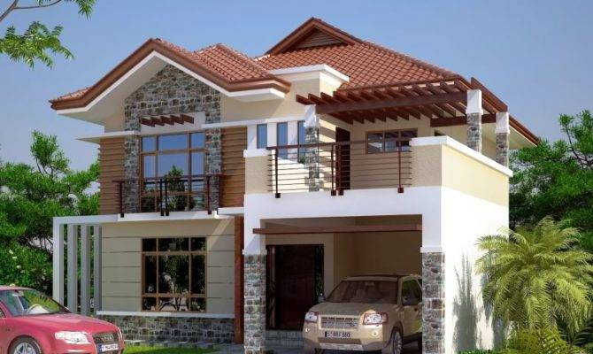 House Plan Two Storey Elegant Fetching Double