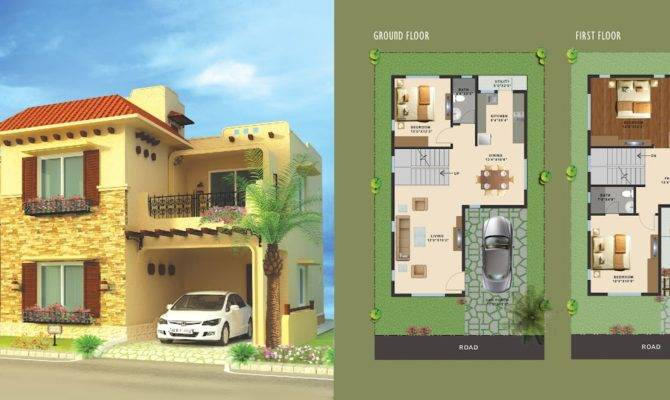 House Plan West Facing Duplex Joy Studio Design Best