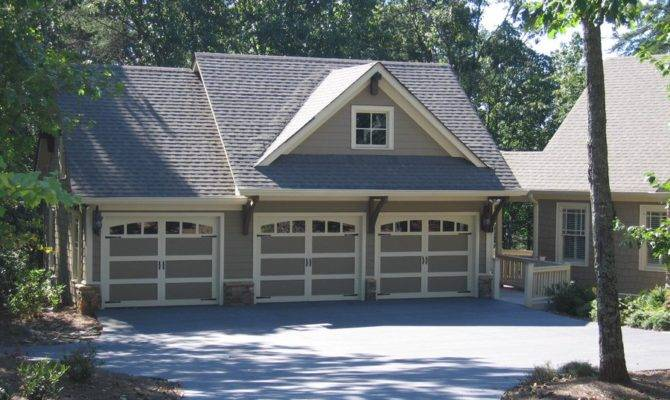 House Plans Attached Garage Apartment Ideas
