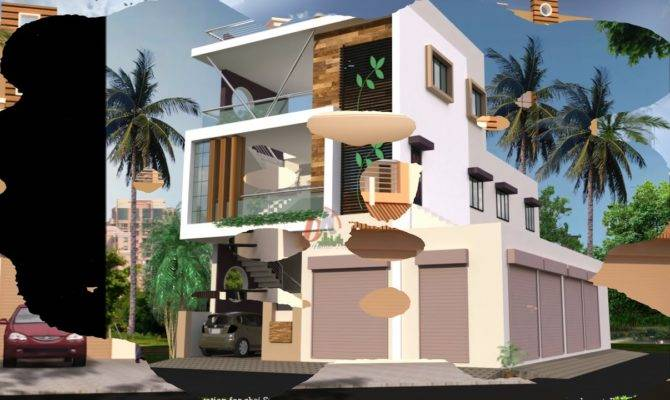House Plans Attached Shop India Youtube