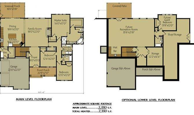 House Plans Basement Awesome Surprising Story