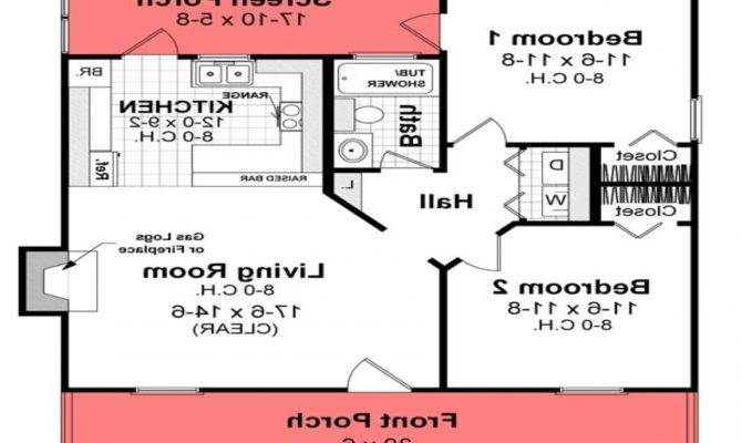 House Plans Bedroom Style