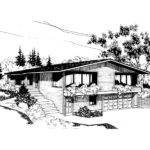 House Plans Berm Home Vacation More