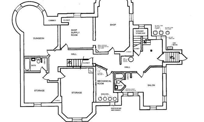 House Plans Blueprints