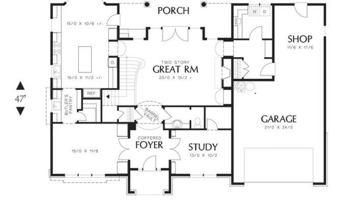 House Plans Butlers Pantry Ideas