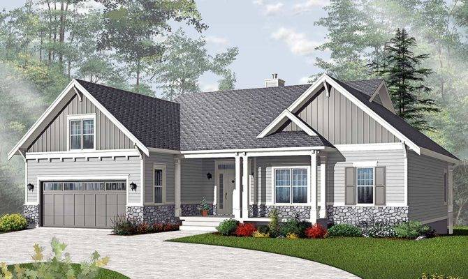 House Plans Canadian Style Design