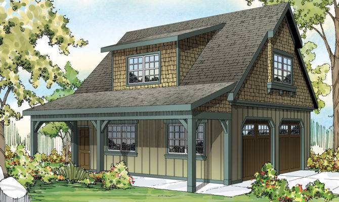 House Plans Car Garage Attic Associated Designs