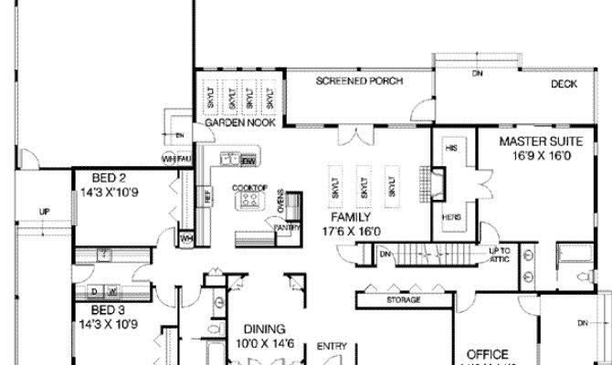 House Plans Corner Lots Joy Studio Design