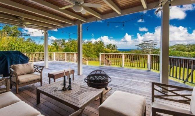 House Plans Covered Lanai Design