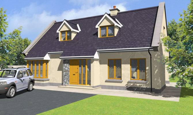 House Plans Design Ireland Dormer