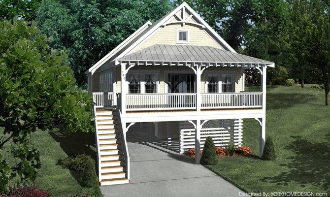 House Plans Design Modern Stilts
