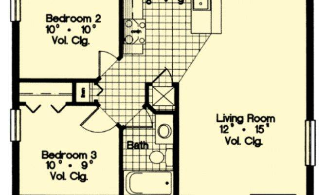 House Plans Direct Hton Iii First Floor
