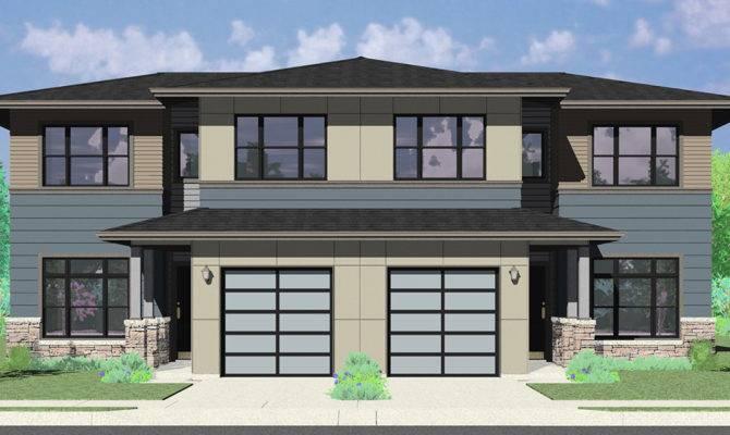 House Plans Duplex Triplex Custom Building Design Firm