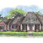 House Plans French Country Homes