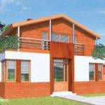 House Plans Gable Roof Modern Smart Homes One