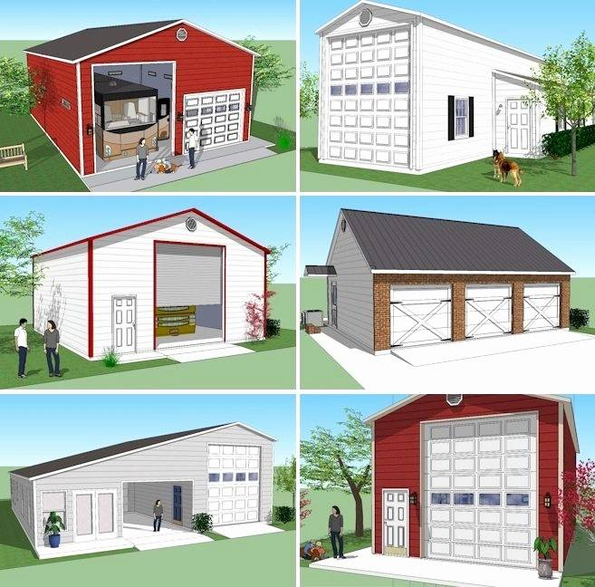 House Plans Garage Best Car