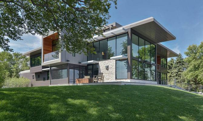 House Plans Glass Walls Guide Look Latest Modern