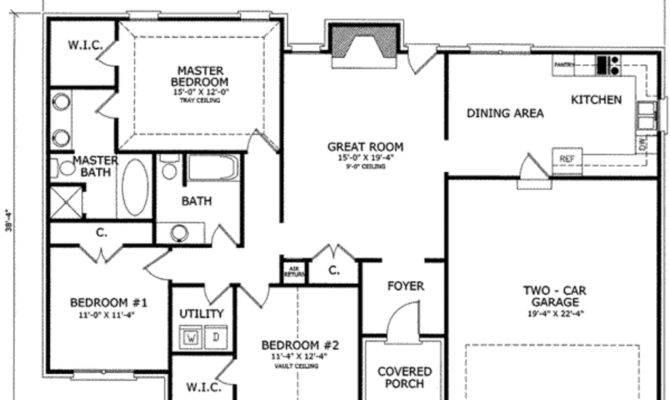 House Plans Home Deco