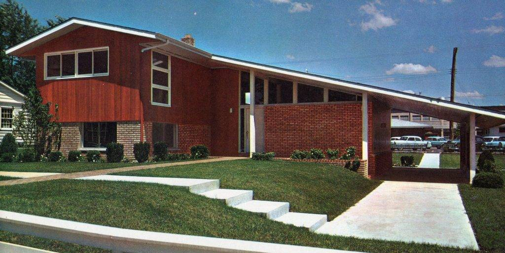 House Plans Home Design Ideas Best Mid Century Modern