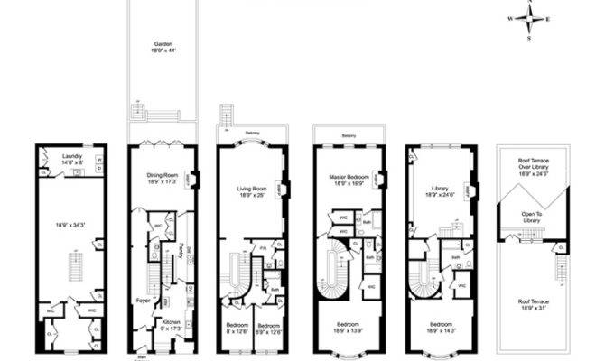 House Plans Home Designs Blog Archive Brownstone