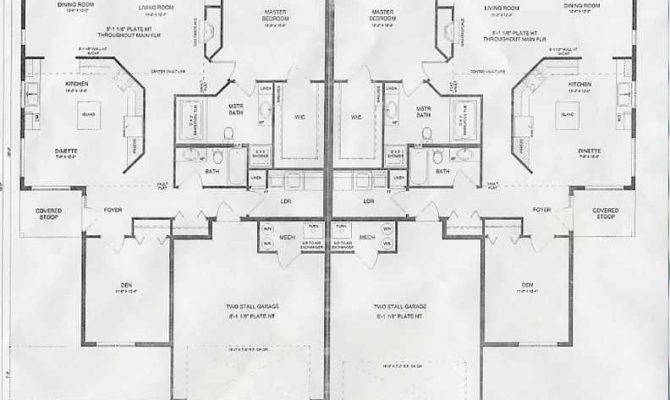 House Plans Home Designs Blog Archive Twin Floor