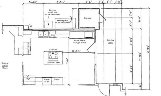 House Plans Kitchen Front Archives Home