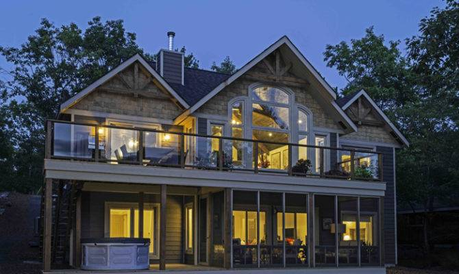 House Plans Loon Lake Linwood Custom Homes