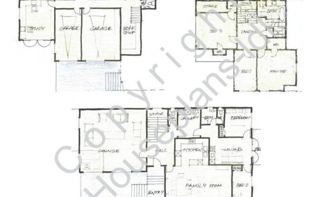 House Plans Majestic Plan Floor