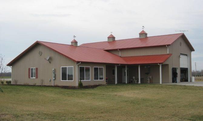House Plans Metal Barn Homes Barndominiums Sale