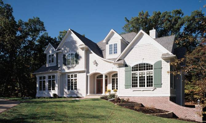 House Plans Modern Southern Traditional