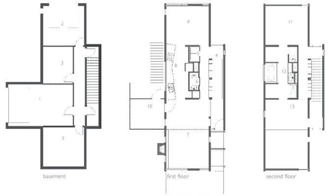 House Plans Narrow Lots Ideas