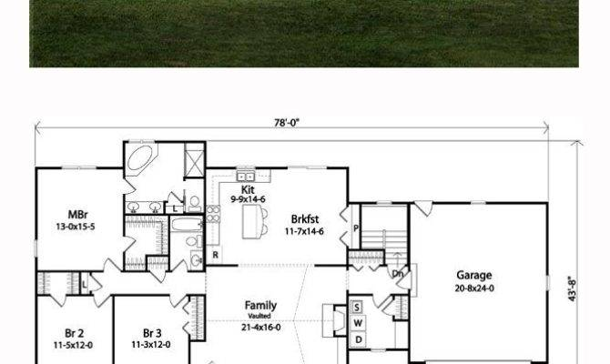House Plans Porches Front Back