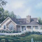 House Plans Ranch Country Waterfront