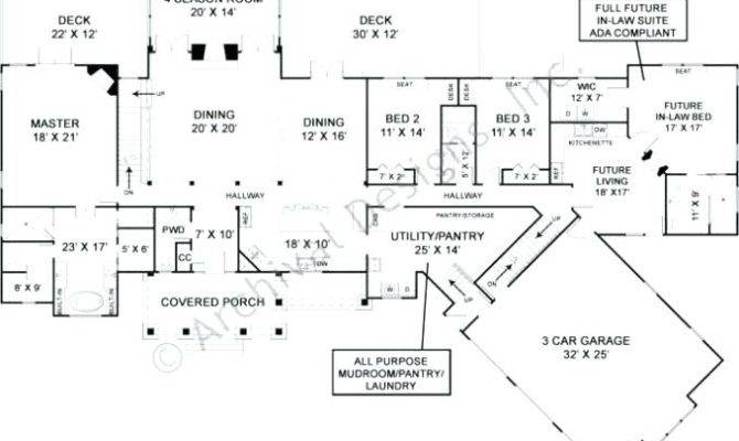House Plans Separate Apartment