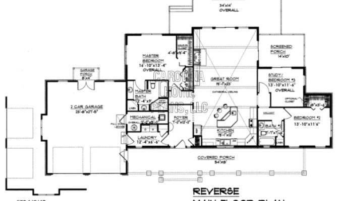 House Plans Slab Foundation Floor