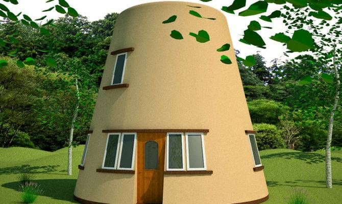 House Plans Small Affordable Sustainable Earthbag