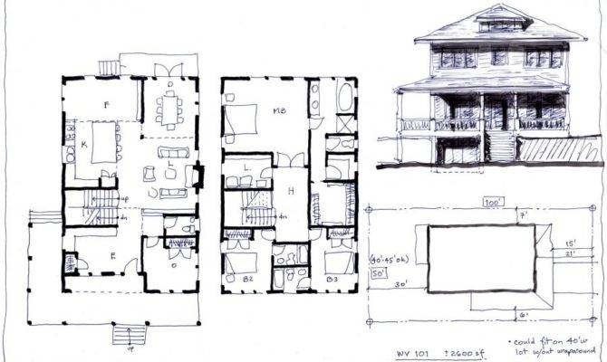 House Plans Sqft Waverly Commons