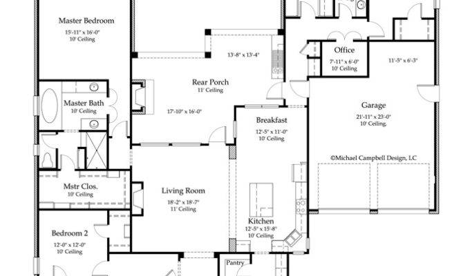 House Plans Square Feet Bedroom Bath Louisiana