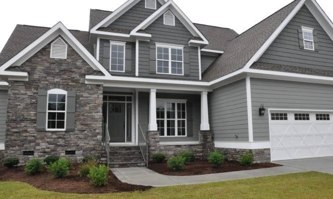 House Plans Stone Siding