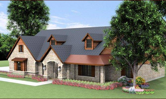 House Plans Texas Hill Country Ranch Home Design Style