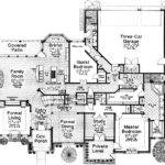 House Plans Theater Room Design