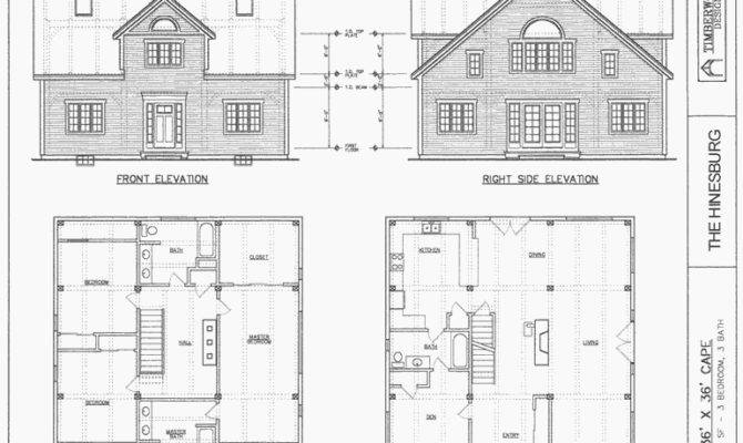 House Plans Timber Frame Drawing Packages Timberworks Design