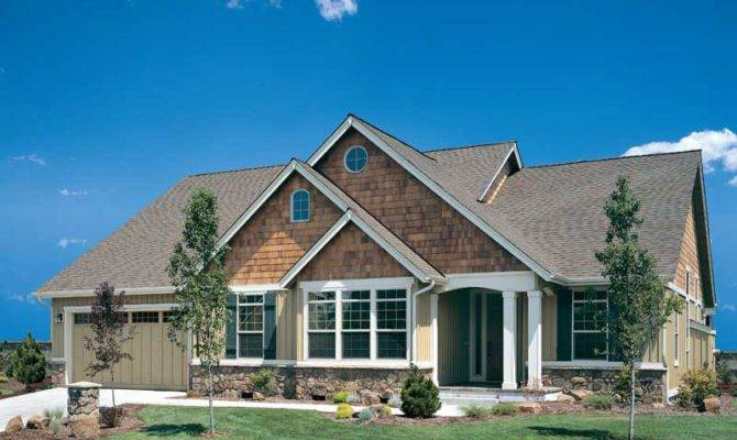 House Plans Traditional Ranch Craftsman