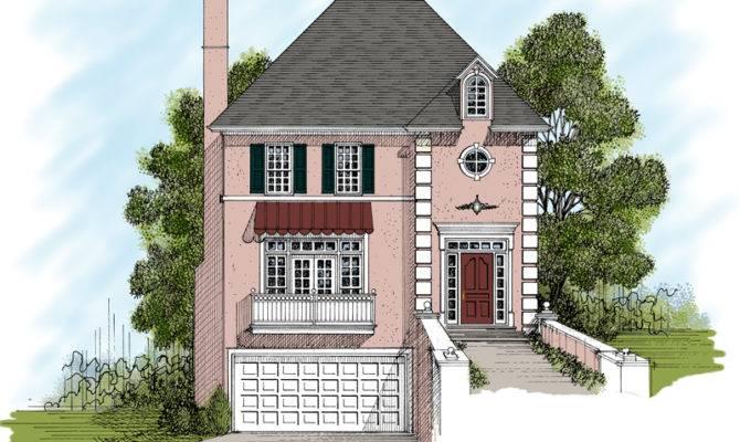 House Plans Victorian Tudor More