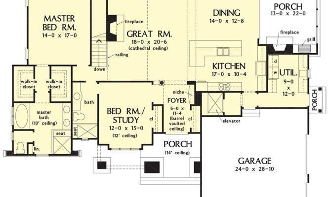House Plans Walkout Finished Basement Home Design