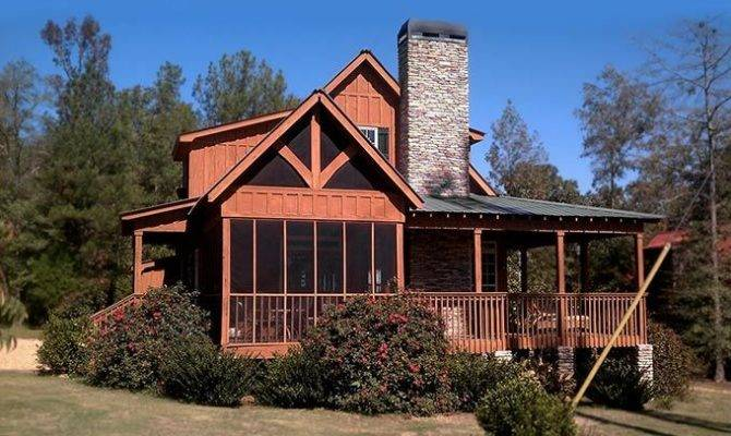 House Plans Wrap Around Porches Cottage Home