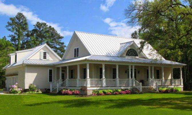 House Plans Wrap Around Porches One Story