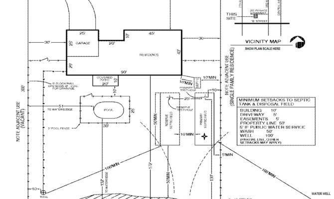 House Plot Plan Exles Custom New Plans
