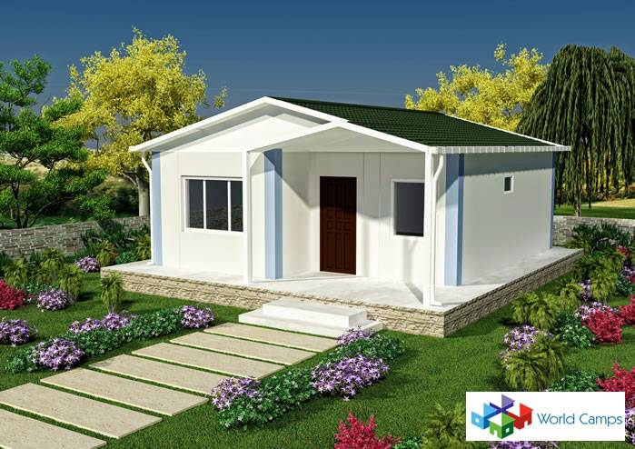 House Ready Prefab Houses Quick Build Economical